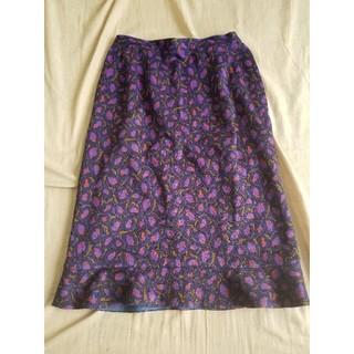 トーガ(TOGA)のセレクトショップ購入 柄 スカート(ひざ丈スカート)