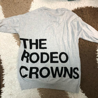 ロデオクラウンズ(RODEO CROWNS)の🌴❤️クラウン❤️🌴セーター(ニット/セーター)
