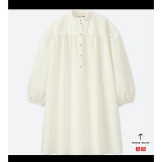 ユニクロ(UNIQLO)のユニクロ トーマスマイヤー シャツ(シャツ/ブラウス(長袖/七分))