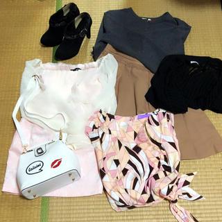アベイル(Avail)の超お得!レディースファッションまとめ売り❤(セット/コーデ)