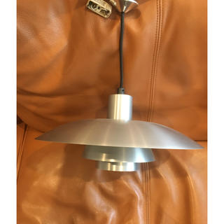 ルイスポールセン PH 4/3 シルバー 美品(天井照明)