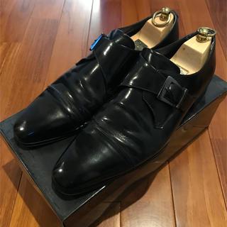 マドラス(madras)の格安 マドラス シングルモンク 革靴 26.5  ビジネス(ドレス/ビジネス)
