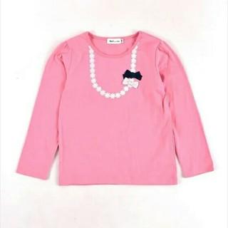 ベベノイユ(BEBE Noeil)のロングティシャツ 120cm(Tシャツ/カットソー)