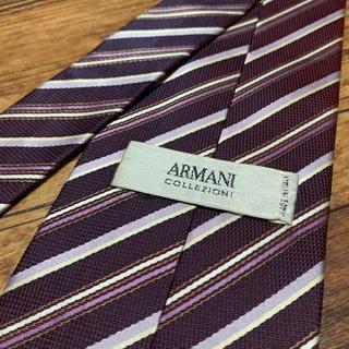 アルマーニ コレツィオーニ(ARMANI COLLEZIONI)の極美品 ARMANI  ネクタイ(ネクタイ)