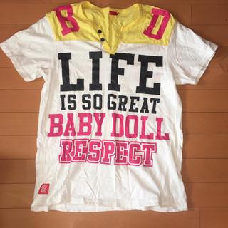 ベビードール(BABYDOLL)のベビードール  シャツ(Tシャツ/カットソー(半袖/袖なし))