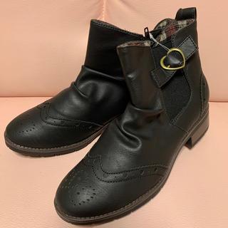 ダイアナ(DIANA)のキッズ ショートブーツ(21センチ)(ブーツ)