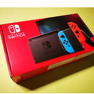 ニンテンドースイッチ(Nintendo Switch)のNintendo Switch 新型 未開封 2台(家庭用ゲーム機本体)