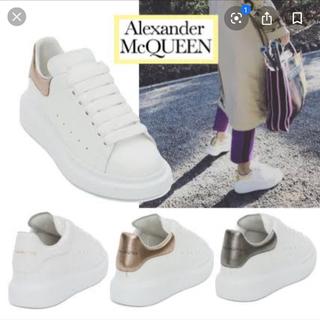 アレキサンダーマックイーン(Alexander McQueen)のALEXNDER MQUEEN スニーカー(スニーカー)