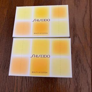 シセイドウ(SHISEIDO (資生堂))のSHISEIDO ビューティーアップコットン28入2個セット新品未使用です(コットン)