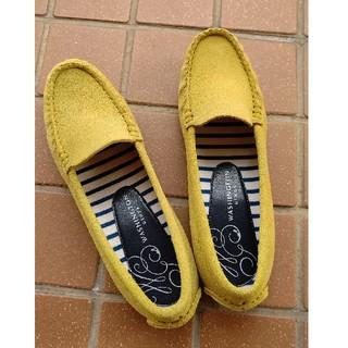 ギンザワシントン(銀座ワシントン)の銀座ワシントン婦人靴25.5cm新品(ローファー/革靴)