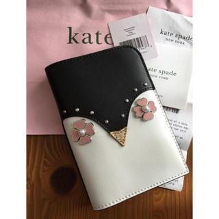 ケイトスペードニューヨーク(kate spade new york)のケイトスペード ペンギン パスポートケース(旅行用品)