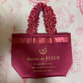 メゾンドフルール(Maison de FLEUR)のMaison de FLEUR ハンドルトートバッグ(ハンドバッグ)