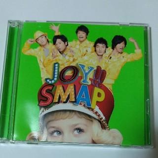 スマップ(SMAP)のJoy!!(初回生産限定盤/ライムグリーン)(ポップス/ロック(邦楽))