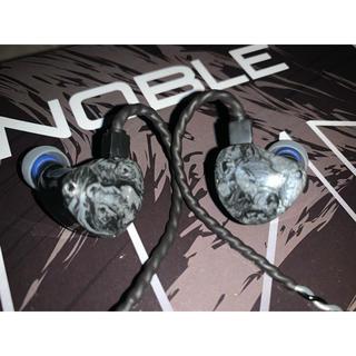 ノーブル(Noble)の【ぷに様専用】Noble Audio KHAN ユニバーサル(ヘッドフォン/イヤフォン)