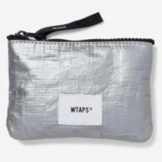 ダブルタップス(W)taps)のWTAPS 19ss MAG S WALLET POLYETHELENE 銀(コインケース/小銭入れ)