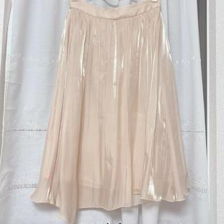 プロポーションボディドレッシング(PROPORTION BODY DRESSING)のアシンメトリースカート(ロングスカート)