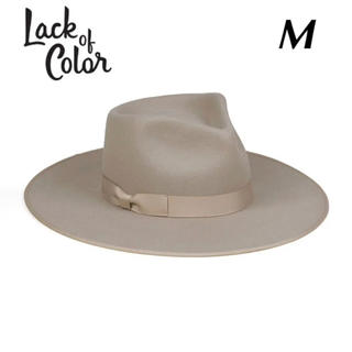 room306 CONTEMPORARY - 新品未使用 lack of color ハット Zulu M
