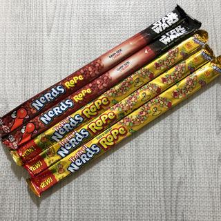 ネスレ(Nestle)のNerds Rope CANDY 5本セット(菓子/デザート)