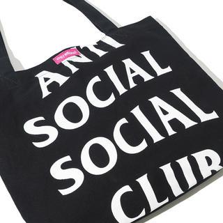 アンチ(ANTI)のASSC アンチソーシャルソーシャルクラブ トートバッグ 19AW 未開封(トートバッグ)