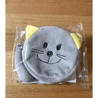 エリクシール(ELIXIR)のエリクシール ルフレ ☆.+゜非売品 猫ちゃんポーチ 未使用(ポーチ)