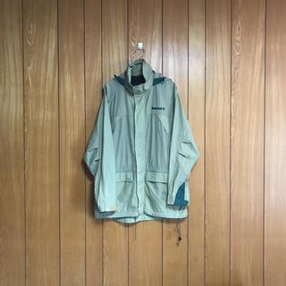 ティンバーランド(Timberland)の90's Timberland ジャケット 薄手 ワンポイント(ナイロンジャケット)