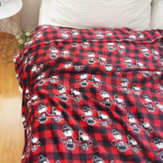 スヌーピー(SNOOPY)の新品・未使用 ☆スヌーピー☆ ブランケット 毛布(毛布)