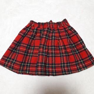 キャサリンハムネット(KATHARINE HAMNETT)のKATHARINE HAMNETT チェック スカート(スカート)