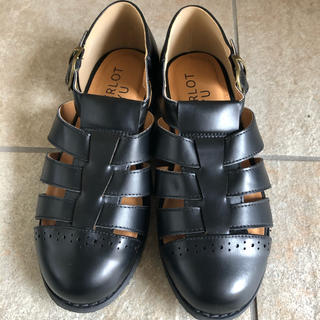 メルロー(merlot)のmerlot⭐︎新品シューズ(ローファー/革靴)