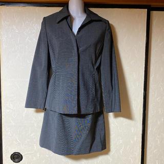ニジュウサンク(23区)の23区 スカートスーツ グレー オンワード(スーツ)