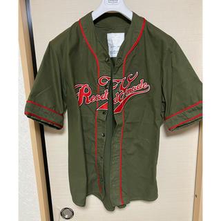 レディメイド readymade ベースボールシャツ 3(シャツ)