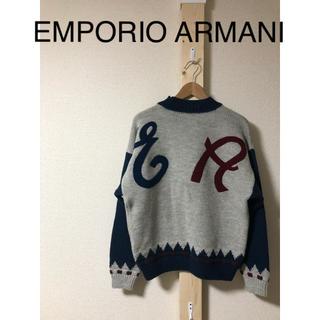 エンポリオアルマーニ(Emporio Armani)のEMPORIO ARMANI エンポリオアルマーニのハイネックセーター(ニット/セーター)