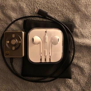 エレコム(ELECOM)のlogitec Hi-Res DAC iPhone付属イヤホン エレコム(その他)