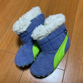 プーマ(PUMA)のプーマ ムートンブーツ ファーストシューズ 12cm(ブーツ)