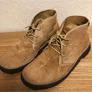 カンペール(CAMPER)のCamper カンペール チャッカブーツ 27cm (ブーツ)