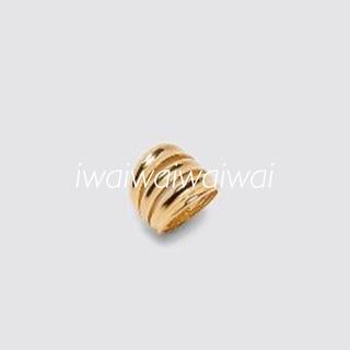 ザラ(ZARA)の新品 完売品 ZARA S LIMITED EDITION マルチリング(リング(指輪))