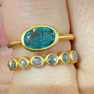 エメラルドk18ゴールドリング指輪検索マリーエレーヌ ジェムパレス(リング(指輪))
