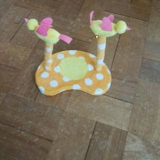 アイリスオーヤマ(アイリスオーヤマ)のねこのおもちゃ  ネコパンチダブル(猫)