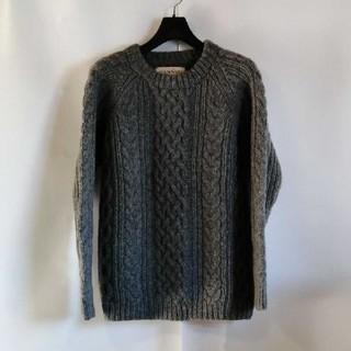 チャオパニックティピー(CIAOPANIC TYPY)のチャオパニックケーブル編みセーター(ニット/セーター)
