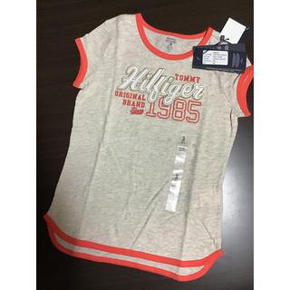 トミーヒルフィガー(TOMMY HILFIGER)のトミーヒルフィガー☆120センチ☆未使用Tシャツ(Tシャツ/カットソー)