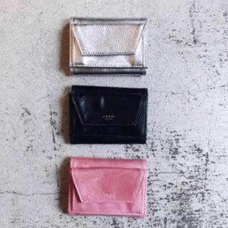アメリヴィンテージ(Ameri VINTAGE)のameri  vintage 財布 黒 三つ折り ちいさいふ ブラック 未使用(財布)