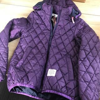 BEBE Noeil - Noeil  BEBE ジャンバー 140 紫