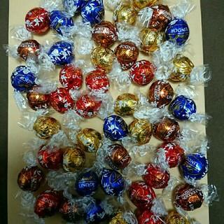 リンツ(Lindt)の60個 リンツリンドールチョコレート アソート詰め合わせ(菓子/デザート)