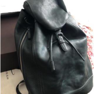 ツチヤカバンセイゾウジョ(土屋鞄製造所)のトーンオイルヌメ ソフトバックパック(バッグパック/リュック)