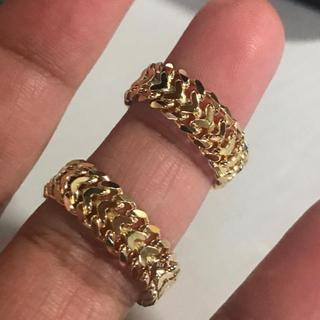 18k heartbis ring (リング(指輪))