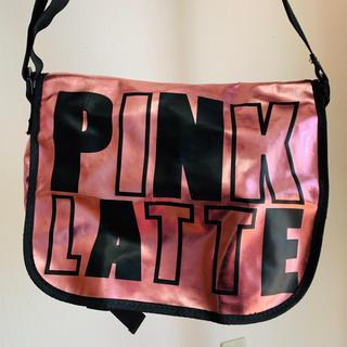 ピンクラテ(PINK-latte)のショルダーバック(ショルダーバッグ)