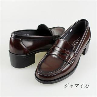 ハルタ(HARUTA)のハルタ 4.5cmヒールローファー(ローファー/革靴)