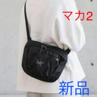 ARC'TERYX - 新品!アークテリクス マカ2 完売品!maka2 ブラック 黒 3L