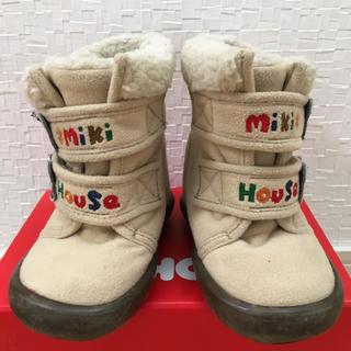 ミキハウス(mikihouse)のミキハウス ブーツ 12.0センチ  スニーカー シューズ(ブーツ)
