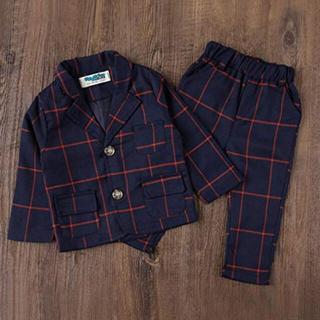 フォーマル  スーツ 男の子 120 入学式(ドレス/フォーマル)
