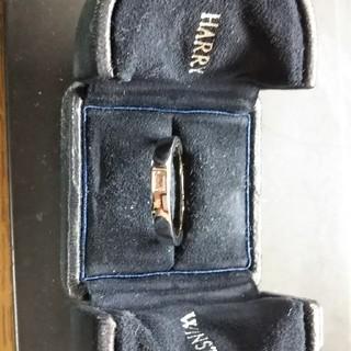 ハリーウィンストン(HARRY WINSTON)のハリー・ウィンストン ワンバケットダイヤモンドリング 21号(リング(指輪))